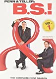 Penn & Teller - Bullsh*t! - The First Season by Penn Jillette