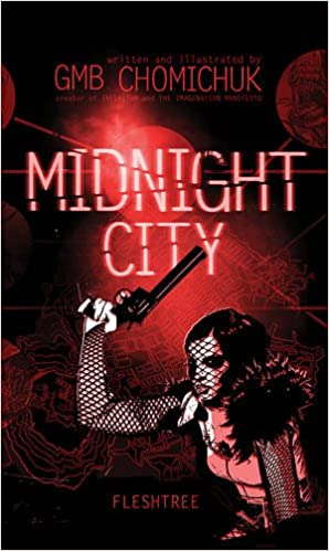 Book Midnight City: Flesh Tree
