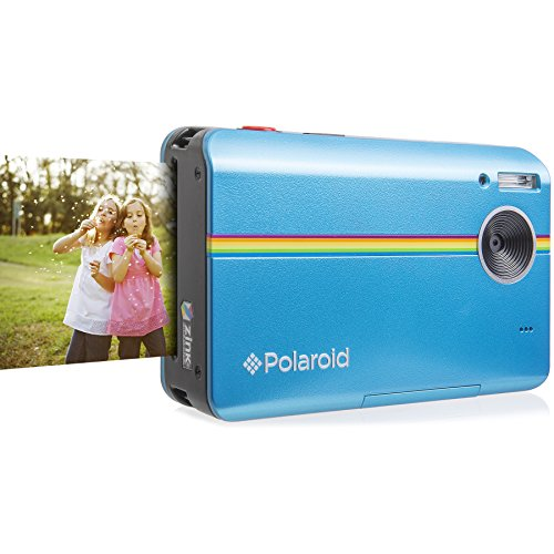 5c80a12b7e425 Amazon.com   Polaroid Z2300 10MP Digital Instant Print Camera (Red)   Camera    Photo