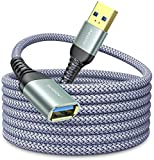 10FT USB 3.0 Extension Cable Type A Male to Female