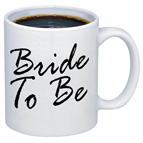 P&B Bride To Be Ceramic Coffee Mugs M245 (11 oz.)