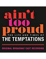 Ain't Too Proud: The Life And Times Of The Temptations (2LP Vinyl)
