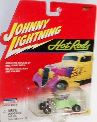 Johnny Lightning Hot Rods 1927 T-Roadster