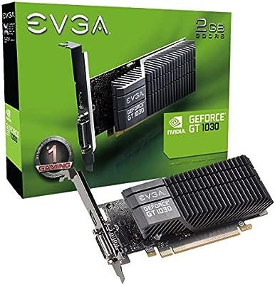 EVGA GeForce GT 1030 SC de 2GB GDDR5 pasiva tarjeta Grafica ...