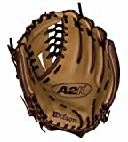 Wilson A2K Fastpitch Model A-WEB Glove, 12-Inch (Right Handed)