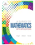 img - for A Survey of Mathematics with Applications (9th Edition) book / textbook / text book