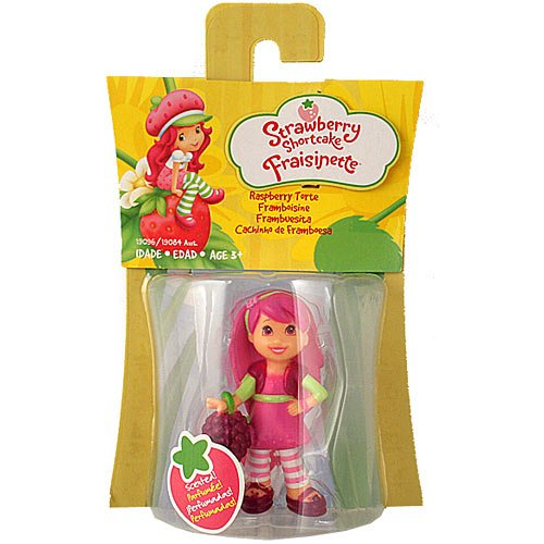 Strawberry Shortcake Hasbro Basic Figure Raspberry - Shortcake Basic Figure Strawberry
