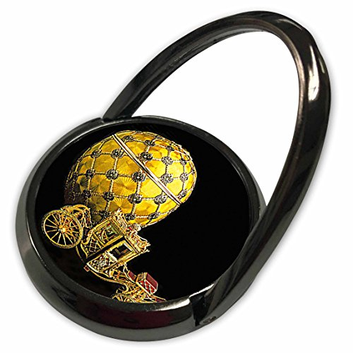 3dRose Faberge Eggs - Picturing Faberge Egg Coronation - Phone Ring (phr_568_1)