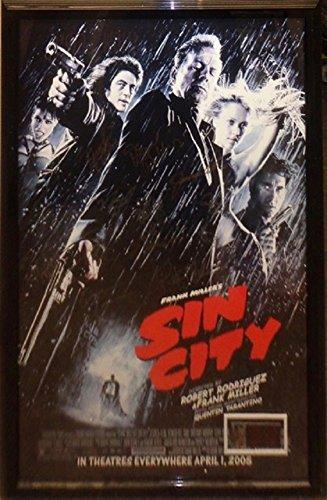 (Sin City - Cast Signed Movie)