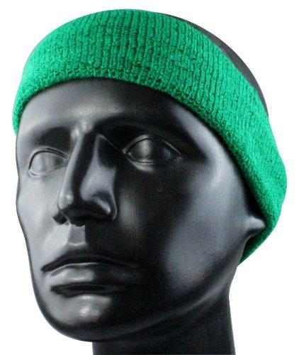 Cinta de en esponja verde colores deportiva 5 qvAUwxq7