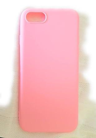 coque iphone 7 uni rose