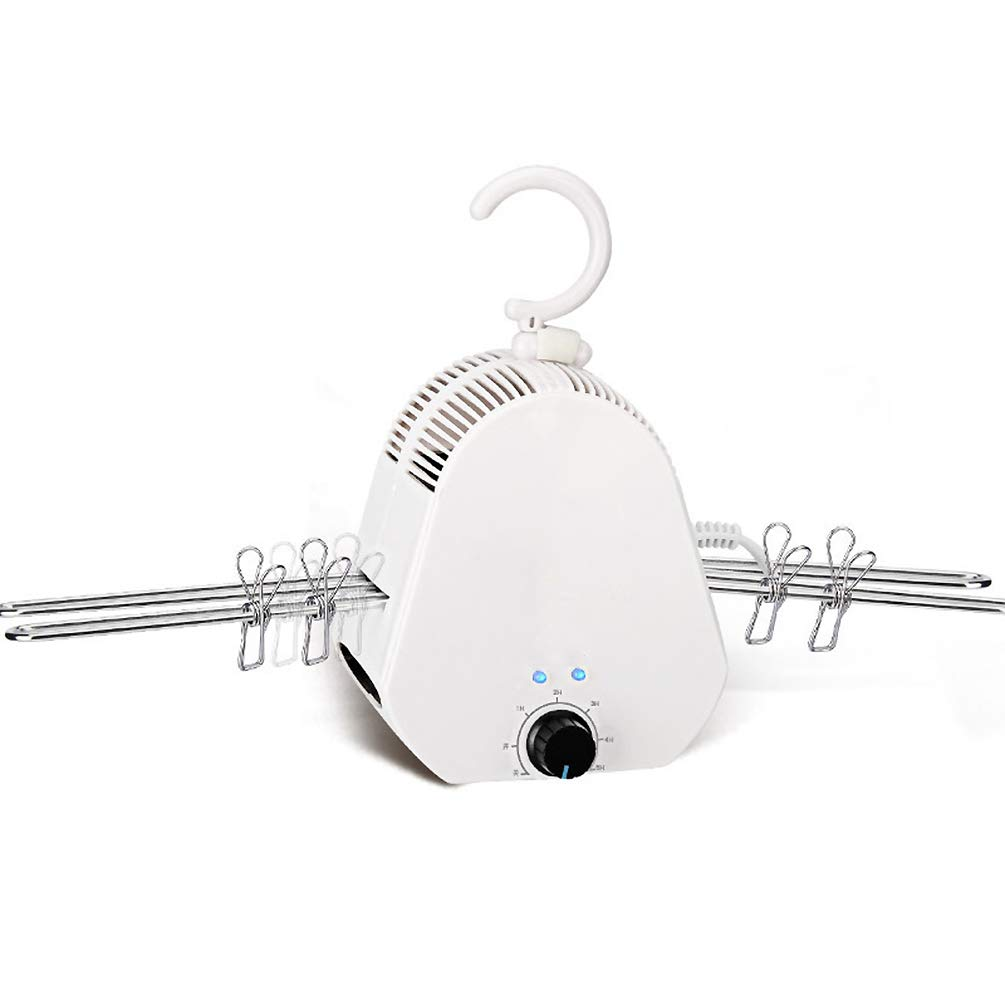 Portable Electric Dryer, Mini Clothes Hanger and Shoes Dryer Replacement Parts Vents Perfect for Travel