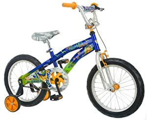Diego Bicycle (16-Inch, Blue)