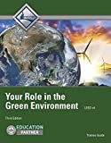 Your Role in the Green Environment Trainee Guide (3rd Edition)