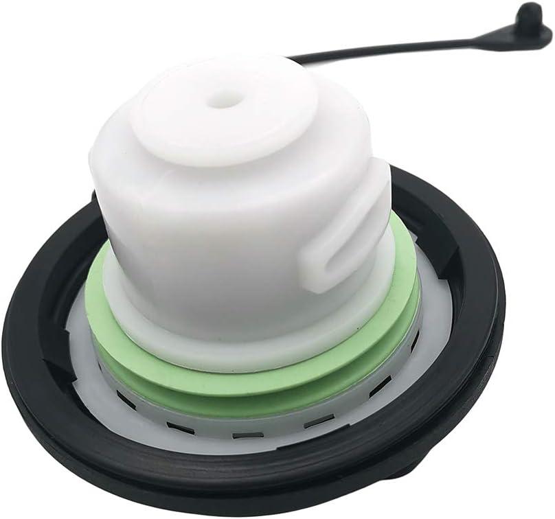 Fuel Tank Cap Gas Oil Filler Cap Car Inner Fuel Tank Cover For Focus 2 MK2 2005 to 2012 Accessories