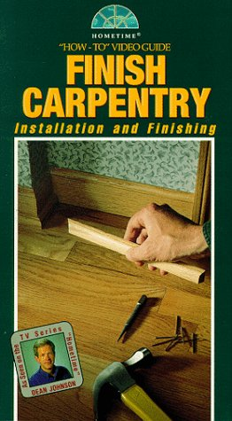 Finish Carpentry [VHS] ()