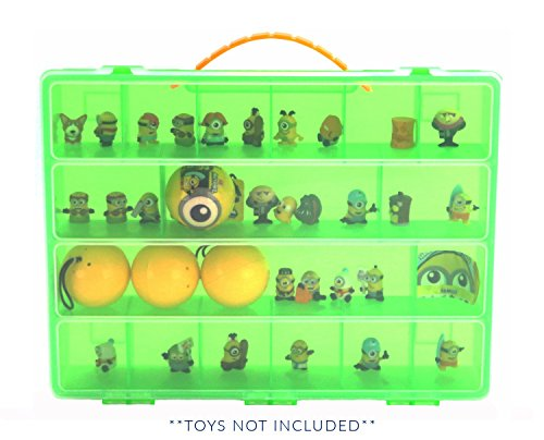 Life Made Better Toy Storage Carrying Box. Compatible with D