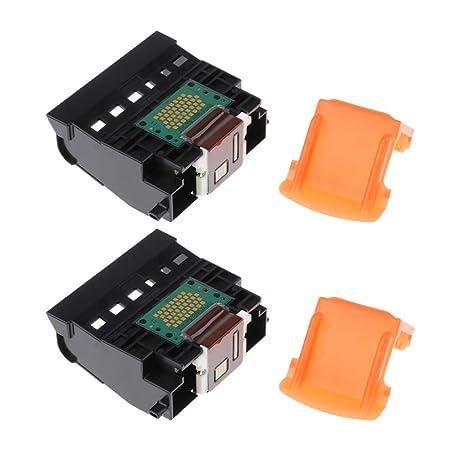 non-brand 2X Cabezal de Impresión para Canon IP5000 IP5000R ...