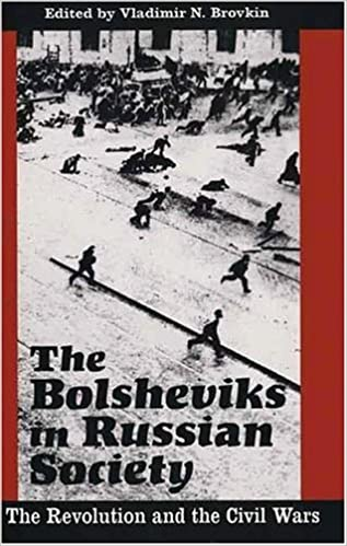 Book The Bolsheviks in Russian Society: The Revolution and the Civil Wars