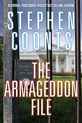 The Armageddon File (Tommy Carmellini Series)