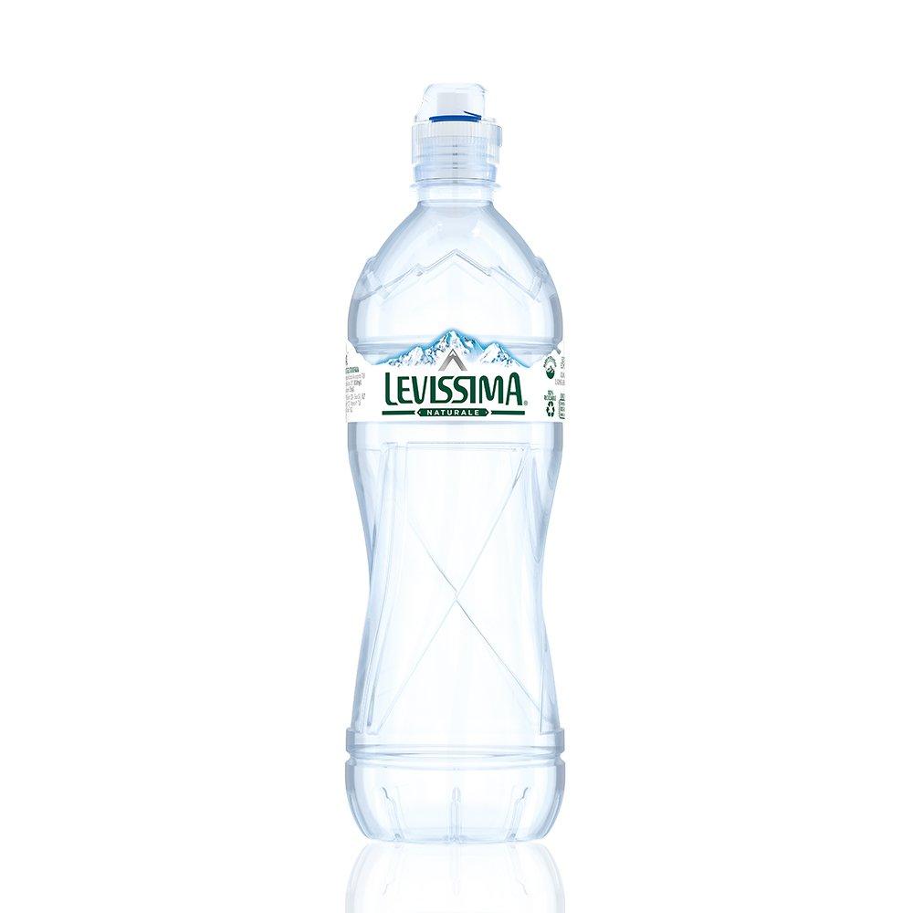Acqua levissima naturale 6 bottiglie da 75 cl (1000034910): Amazon.es: Hogar