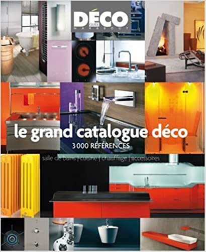 Read Online Le grand catalogue déco : 3000 références pdf