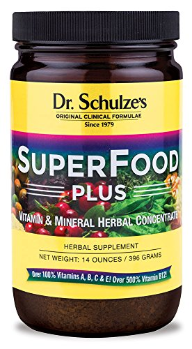 Dr. Schulze's Superfood Plus Powder, 14 Ounce