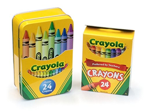 Crayola Storage Crayons Bundle Items