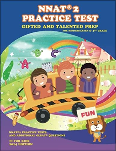 Amazon.com: Gifted and Talented: NNAT Practice Test Prep for ...