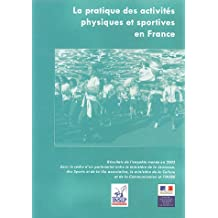 Des activites physiques et sportives en France
