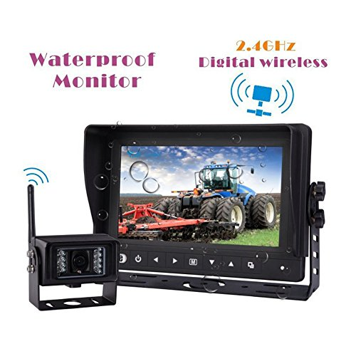 7-inch-digital-wireless-waterproof-hd-monitor-backup-camera-system-with-one-ir-camera-for-farm-truck