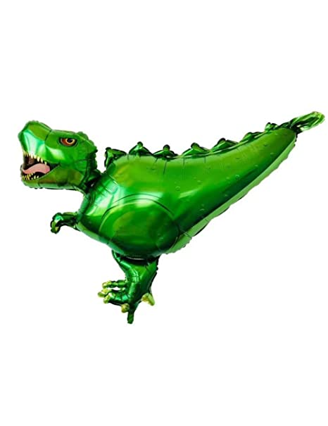 ZLJTT 1 Piezas Globo de Papel de Dinosaurio Gigante Niños ...