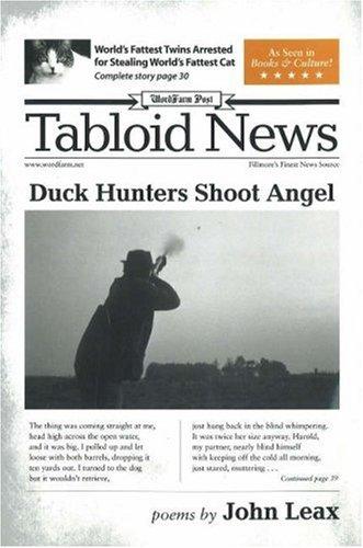 Tabloid News: Poems