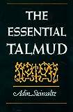 The Essential Talmud, Adin Steinsaltz, 0465020631