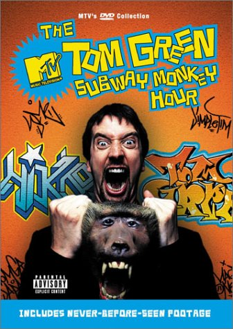 The Tom Green Show - Subway Monkey - Dayton Green Ohio The