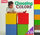 Choosing Colors, Playskool, Geoff Dann, 0525454756