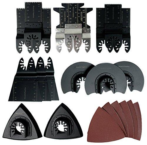 Multi-tool Oscillating Saw Blades 23 Piece Contractor Grade