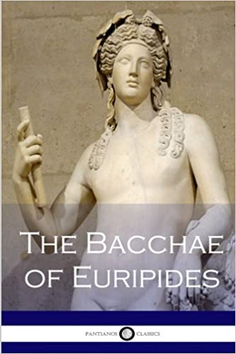 the bacchae characters
