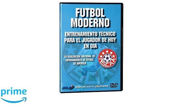 Amazon.com: Futbol Moderno: LASCA, NSCAA, Carlos Menjivar, PKM: Movies & TV