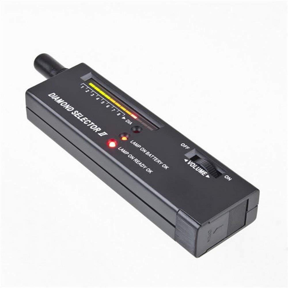 Portable Diamond Tester Jeweler Tool Kit Gemstone Selector LED Indicator Jewel Jewelry Tool Test Efanr