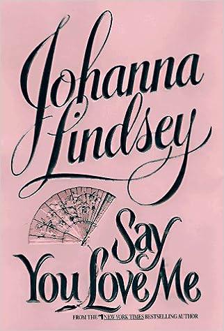 Book Say You Love Me