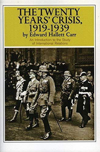 Book : The Twenty Years' Crisis, 1919-1939: An Introduct...