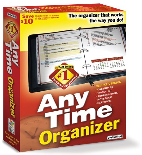 AnyTime Organizer Deluxe OLD VERSION