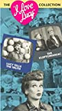 I Love Lucy, Vol 10: Lucy Tells The Truth / The Kleptomaniac [VHS]