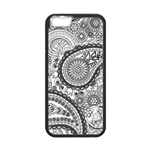 Cute Paisley Case for iPhone 6