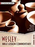 Wesley Bible Lesson Commentary, Wesleyan Publishing House, 0898274141