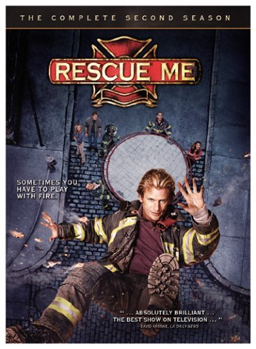 Rescue Me: Complete Second Season [DVD] [2005] [Region 1] [US Import] [NTSC] by