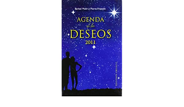 Agenda/Calendario de los deseos (Spanish Edition): Barbel ...