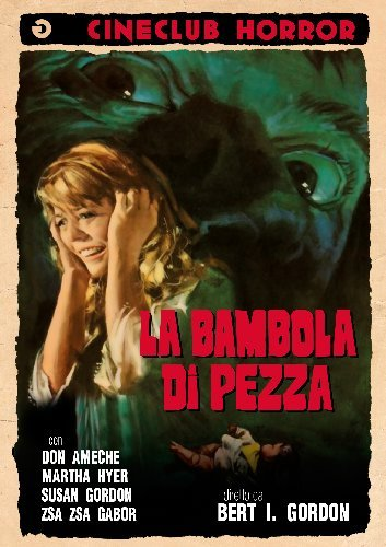 Picture Mommy Dead ( Color Mommy Dead ) [ NON-USA FORMAT, PAL, Reg.0 Import - Italy ]