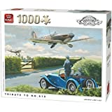 King Tribute To No. 610 Jigsaw Puzzle (1000 Pieces) History Collection